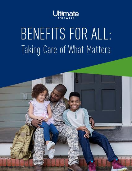 Benefits for All: Taking Care of What Matters