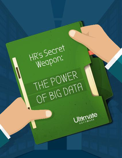 HR's Secret Weapon: The Power of Big Data