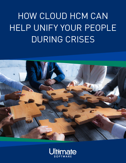 How Cloud HCM Can Help Unify Your People During Crises