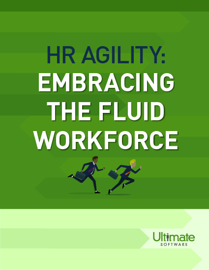 HR Agility: Embracing the Fluid Workforce