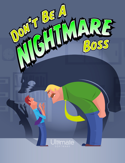 Take a look at some infamous cases of horrible bosses and offer some best practices for managers looking to stay far away from nightmare territory.