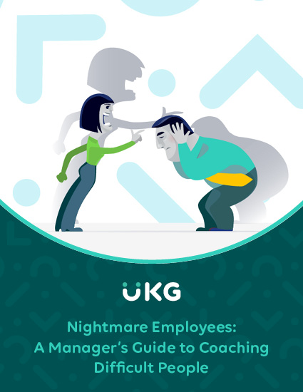 Nightmare Employees: A Manager's Guide to Coaching Difficult People
