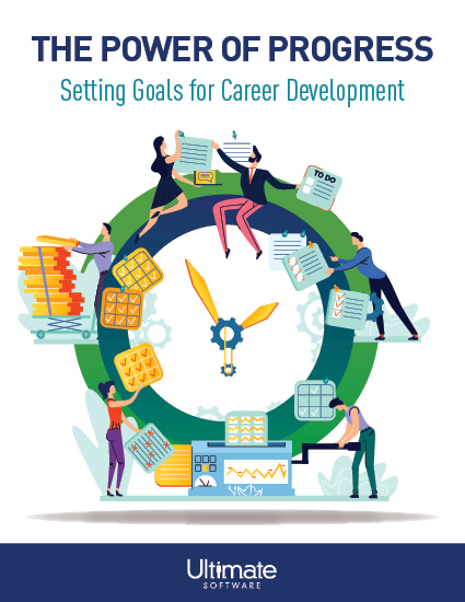 The Power of Progress: Setting Goals for Career Development