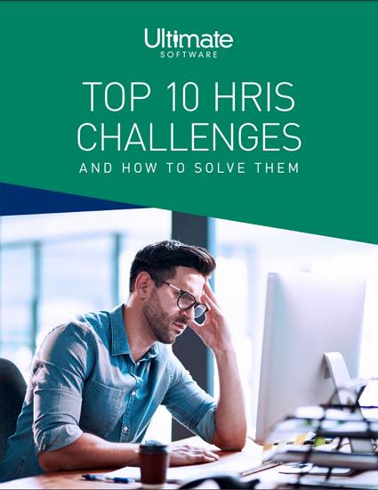 Top 10 HRIS Challenges