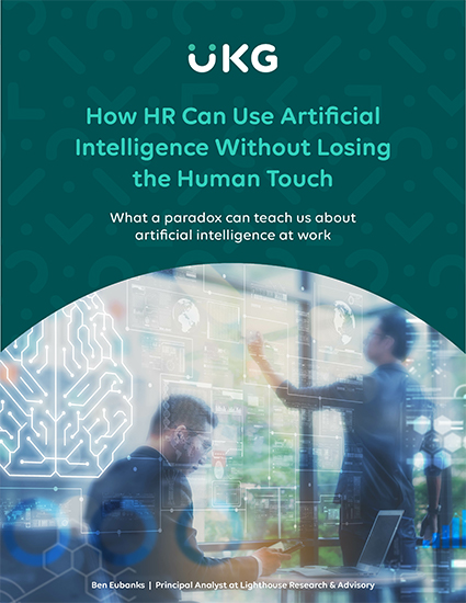 How HR Can Use AI Without Losing the Human Touch