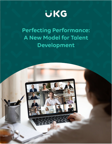 Perfecting Performance: A New Model for Talent Development