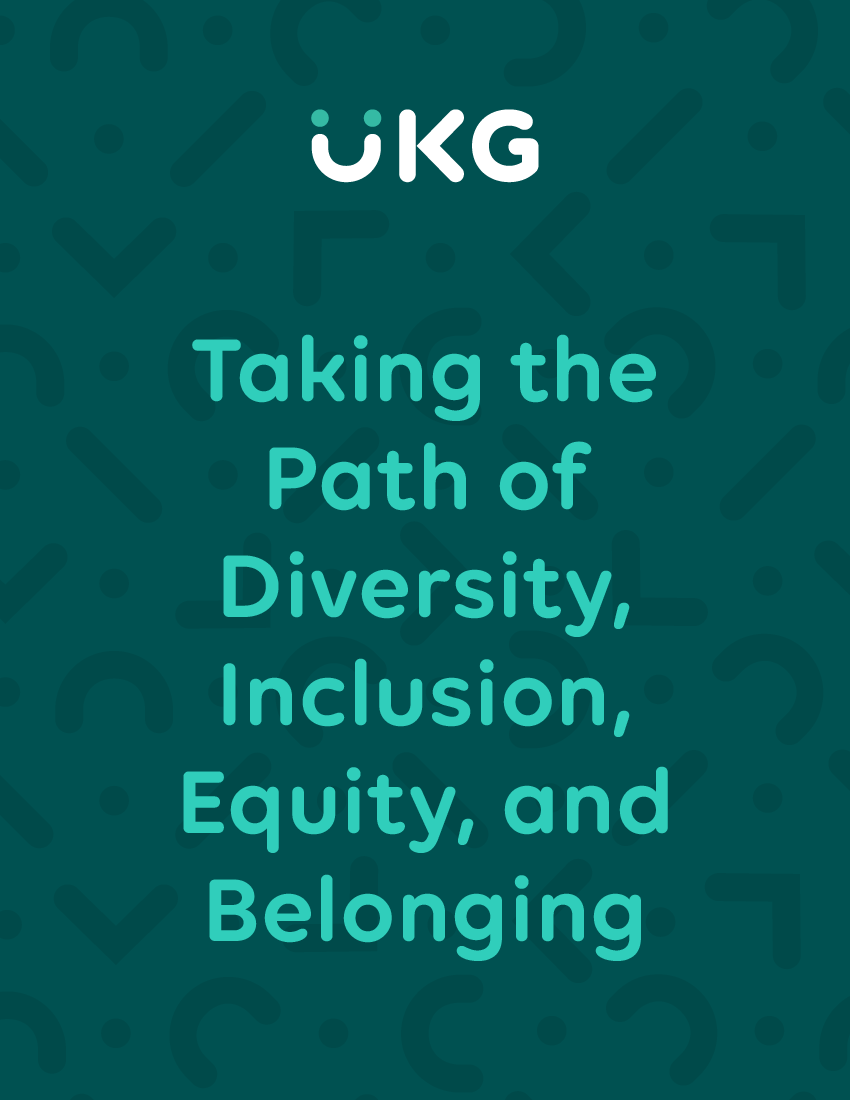 Taking the Path of Diversity, Inclusion, Equity & Belonging