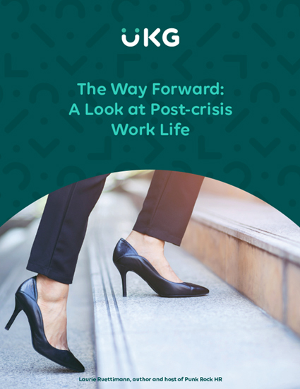 The Way Forward: A Look at Post-Crisis Work Life