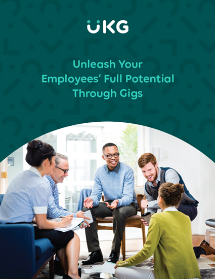 Unleash Your Employees' Full Potential Through Gigs