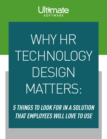 Why HR technology matters
