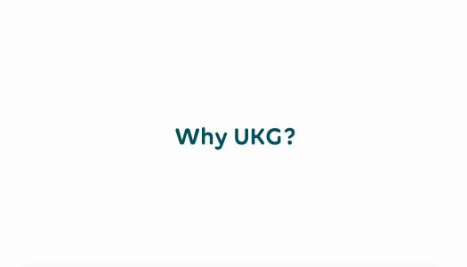 Why UKG